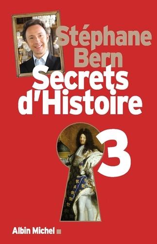 Secrets d'Histoire - Stéphane Bern - 9782226279903 - 16,99 €