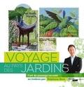 Stéphane Bern - Voyage au pays des jardins - L'art du paysage raconté en timbres par Stépane Bern.