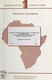 Stéphane Bernard et Daniel Bach - Les élections générales d'octobre 1989 au Botswana - L'apparence de la continuité et de la permanence.