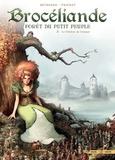 Stéphane Betbeder et Paul Frichet - Brocéliande Tome 2 : Le château de Comper.