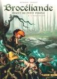 Stéphane Betbeder et Paul Frichet - Brocéliande Tome 4 : Le Tombeau des Géants.