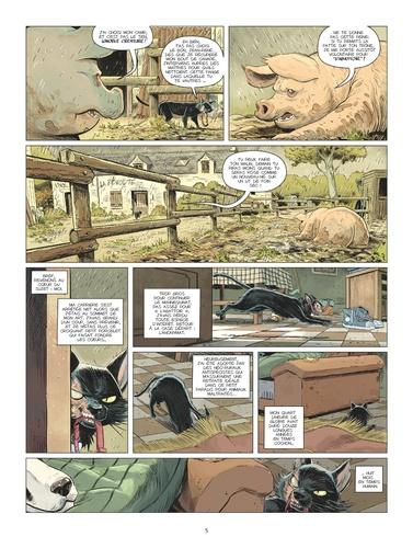 L'Arche de Néo Tome 1 A mort, les vaches !