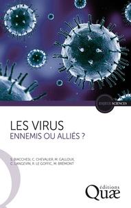 Stéphane Biacchesi et Christophe Chevalier - Les virus - Ennemis ou alliés ?.