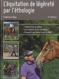 Stéphane Bigo - L'équitation de légèreté par l'éthologie.