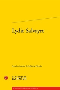 Stéphane Bikialo - Lydie Salvayre.