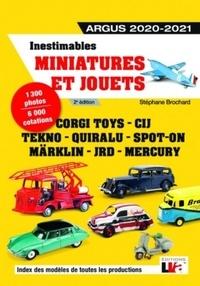 Collections de livres électroniques Kindle Inestimables miniatures et jouets  - Argus 2020-2021 9782905171955 FB2 (Litterature Francaise)