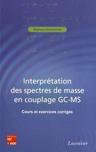 Deedr.fr Interprétation des spectres de masse en couplage GC-MS - Cours et exercices corrigés Image