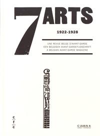 Stéphane Boudin-Lestienne et Alexandre Mare - 7 Arts (1922-1928) - Une revue belge d'avant-garde.