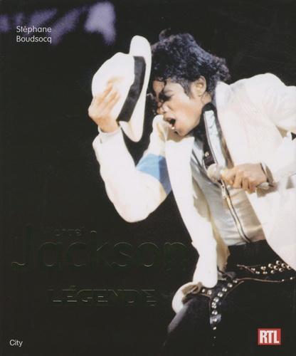 Stéphane Boudsocq - Michael Jackson Légende.