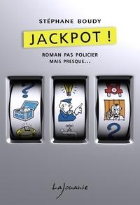 Stéphane Boudy - Jackpot !.