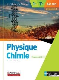 Stéphane Boulet - Physique Chimie 1re/Tle Bac Pro Groupement 2.