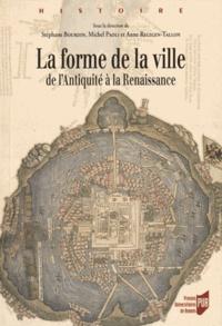 Alixetmika.fr La forme de la ville - De l'Antiquité à la Renaissance Image