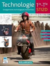 Stéphane Bouzet et Jean-Marc Castel - Technologie 1re-Tle STI2D.