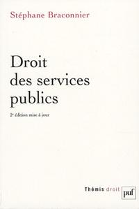 Stéphane Braconnier - Droit des services publics.
