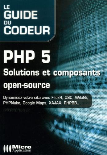 Stéphane Brissaud - PHP 5 - Solutions et composants open-source.