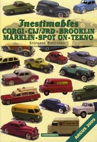 Coachingcorona.ch Inestimables Corgi Toys-CIJ/JRD-Brooklin-Märklin-Spot On-Tekno - Argus 2009 Image