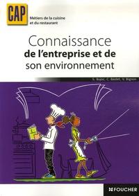 Ucareoutplacement.be Connaissance entreprise environnement CAP Métiers de la cuisine et du restaurant Image