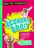 Stéphane Bujoc et Michel Scaramuzza - Economie-Droit Bac pro commerce.