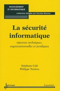 Accentsonline.fr La sécurité informatique - Réponses techniques, organisationelles et juridiques Image