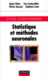 Stéphane Canu et Sylvie Thiria - Statistique et méthodes neuronales.