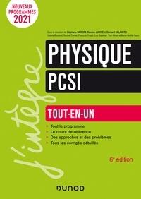 Bernard Salamito et Stéphane Cardini - Physique PCSI - Tout-en-un - 2021.