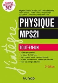 Bernard Salamito et Stéphane Cardini - Physique tout-en-un MPSI - 2e éd..