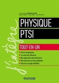 Stéphane Cardini et Damien Jurine - Physique tout-en-un PTSI.