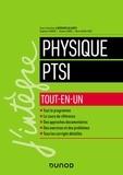 Bernard Salamito et Stéphane Cardini - Physique tout-en-un PTSI.