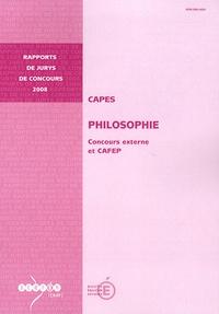 CAPES Philosophie- Concours externe et CAFEP - Stéphane Chauvier |