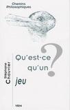 Stéphane Chauvier - Qu'est-ce qu'un jeu ?.