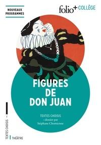 Stéphane Chomienne - Figures de Don Juan - Textes choisis.