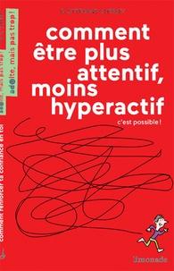 Comment être plus attentif, moins hyperactif, cest possible!.pdf