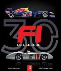 Stéphane Cohen et  Archimède - 30 F1 de légende.