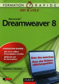 Stéphane Colombot - Dreamweaver 8 - Macromedia.