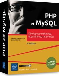 PHP et MYSQL - Coffret en 2 volumes, Développez un site web et administrez ses données.pdf