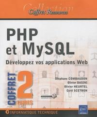 PHPet MySQL : développez vos applications Web - 2 volumes.pdf