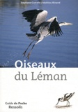 Stéphane Corcelle et Mathieu Binand - Oiseaux du Léman.