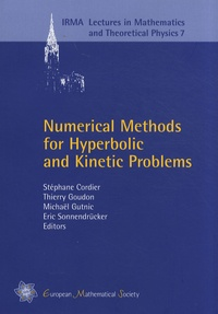 Stéphane Cordier et Thierry Goudon - Numerical Methods for Hyperbolic and Kinetic Problems - CEMRACS 2003, Summer Research Center in Mathematics and Advances in Scientific Computing, July 21-August 29, 2003, CIRM, Marseille, France.