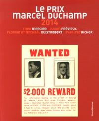 Stéphane Corréard et Elie During - Le prix Marcel Duchamp 2014.