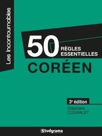 Livres à télécharger pour ipod gratuit 50 règles essentielles Coréen 9782759040148 CHM