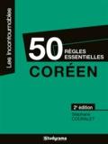 Stéphane Couralet - Coréen - 50 règles essentielles.