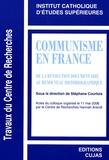 Stéphane Courtois - Communisme en France - De la révolution documentaire au renouveau historiographique.