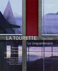 Stéphane Couturier et Philippe Chancel - La Tourette, le cinquantenaire (1959-2009) - Rencontre Le Corbusier / François Morellet.