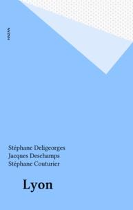 Stéphane Couturier et Stéphane Deligeorges - Lyon.
