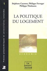 Stéphane Cuennet et Philippe Thalmann - .