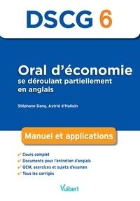 Oral déconomie se déroulant partiellement en anglais DSCG 6 - Manuel et applications.pdf