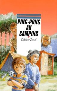 Lesmouchescestlouche.fr Ping-pong au camping Image