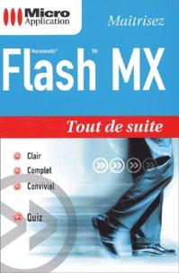 Maîtrisez Flash MX - Stéphane Declercq   Showmesound.org
