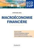 Stéphane Dees - Macroéconomie financière.