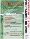 Stéphane Demazure - L'annuaire des prestataires du livre.
